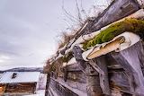 Utsjoki, detail, Finland