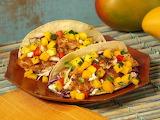 healthy food-taco