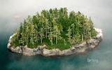 Broughton Archipelago. British Columbia. Canada
