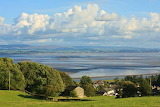 Morecambe Bay from Grange Fell