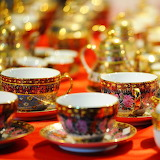 Royal Tea Cups...