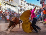 Fiesta in Castril.Andalusia.Spain