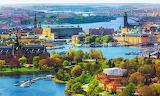 Sweden, Stockholm Harbour