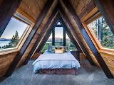 Cabins - A Frame - Lake Tahoe