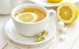 Te con limón