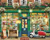 Electronics Store by Garry Walton...
