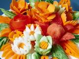 Fruit-vegetable carving