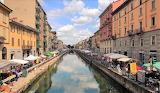 Milano-Mercato sui navigli