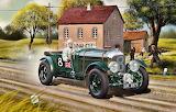 Bentley-car-race