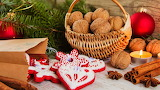 #Cookies & Walnuts Christmas Still Life