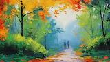 Wandering Lovers