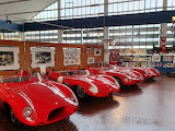Stanguellini Museum - Modena - Italy