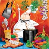 Artisan Cartoon Chef