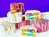 Cake overload by   Lisa Frank