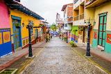 ^ Colorful Guatape, Colombia