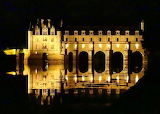Castle Chenonceau by-night