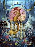 Red Mermaid By Ciro Marchetti