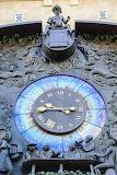 Zatec, astronomic clock, Cz