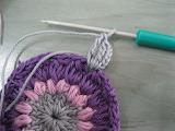 Tejiendo crochet