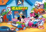 Mickey's Garage
