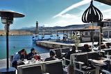 Harbour kafenion Rethymnon
