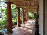 Steel Magnolias Porch