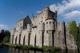 Chateau Comte de Gand Belgium