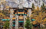 Ahwanhnee Hotel Yosemite National Park USA