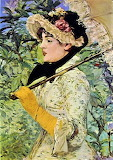 La primavera-Edouard Manet