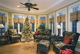 ^ Christmas in the sunroom