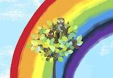 Tim Hopgood - Wow! Said The Owl - Rainbow