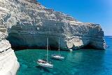 Milos Bay, Ksylokeratia, Greece