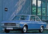 1969 Audi 100 C1