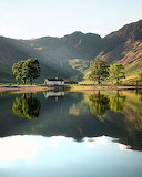 Morning reflections in Buttermere