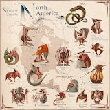 Mythical-Creatures-of-North-America