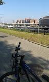 my fav bike-trip Pruszcz Gdański-Gdańsk Brzeźno/old town view