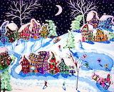 WinterSledRide RenieBritenbucher