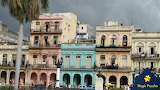 Flats in old Havana, Cuba by Heather Green from auricle99 on mag