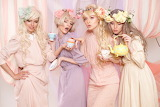pastel women