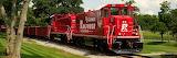 Diesel Locomotive Train RailPower 2009