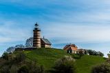 Lighthouse On Danish Island of Sprogø