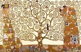 Gustav Klimt - l'arbre de la vie