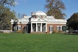 Villa di Thomas Jefferson-Virginia