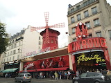 Moulin Rouge Montmartre France