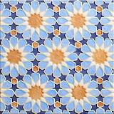 Moroccan-zellij-wall-detail