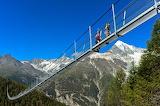 Suspension Bridge in Zermatt