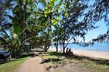 Port Douglas Beach - winter holiday in the tropics