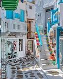 Mykonos Alley