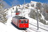 Trains en montagne