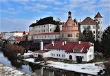 Jindrichuv hradec - castle, Czech Republic